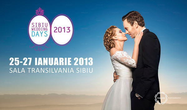 Sibiu Wedding Days 2013 - Sala Transilvania