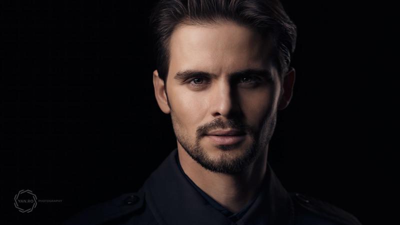 Adrian Cosma Portrait