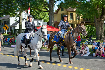 2nd Co Gov Horse Guard 2014 Labor Day Parade