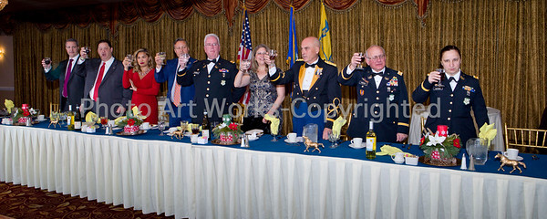 2nd Co. Governors Horse Guard Awards Banquet 2017