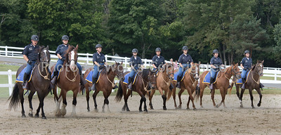 2nd Co. Governors Horse Guard Open House 2018