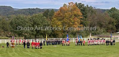 Battalion Review 2018 2nd Co Gov Horse Guard