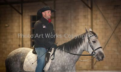 Double Dan Horsemanship  Clinic 11-2014