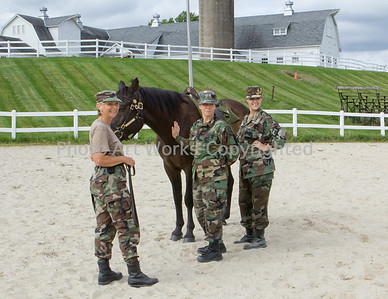 2nd Co Governors Horse Guard Saddle Up 8-2014