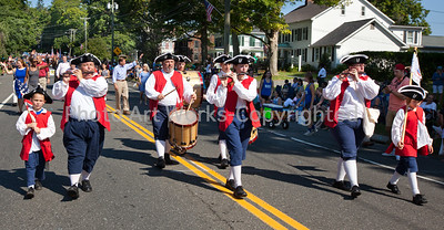 Labor Day Parade Newtown, CT 2018