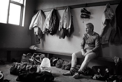 One of Kerry footballs finest backs calls i a day and hangs up his boots on a highly succesful footbal crahers. Photo Brendan Landy