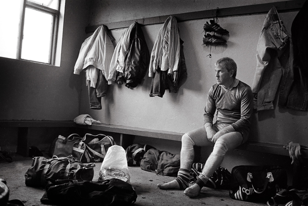 One of Kerry footballs finest backs calls i a day and hangs up his boots on a highly succesful footbal crahers.Photo Brendan Landy