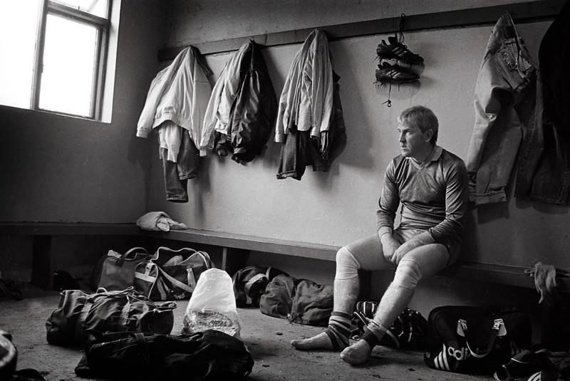 One of Kerry footballs finest backs calls i a day and hangs up his boots on a highly succesful footbal crahers.<br /> Photo Brendan Landy