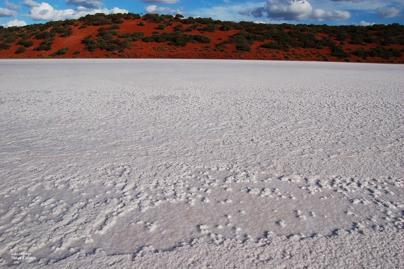 Salt Lakes - Northern South Australia