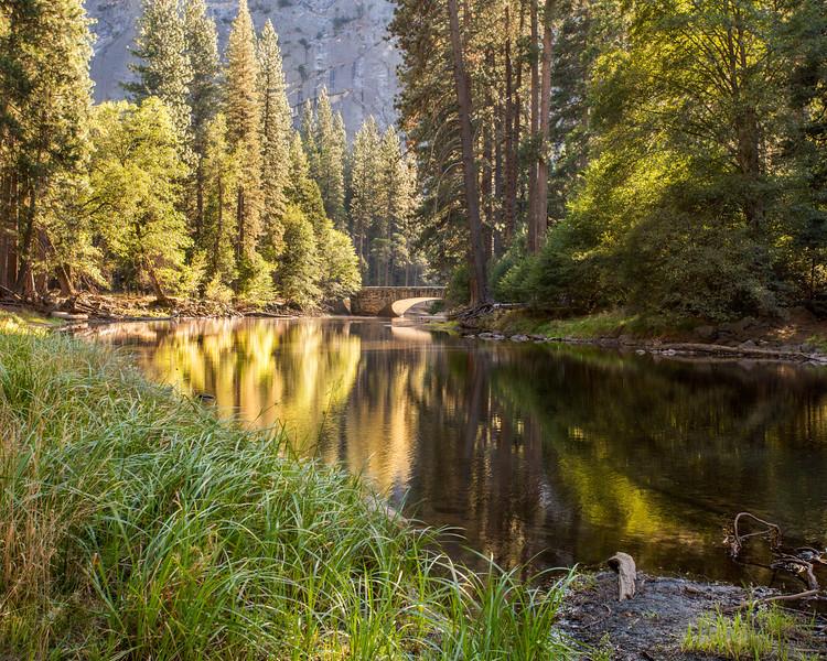 Stoneman Bridge Yosemite