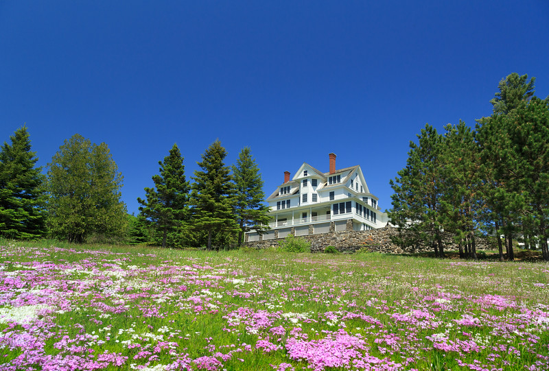 Blair Hill Inn, ME