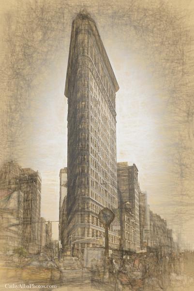 Flatiron Building...NYC