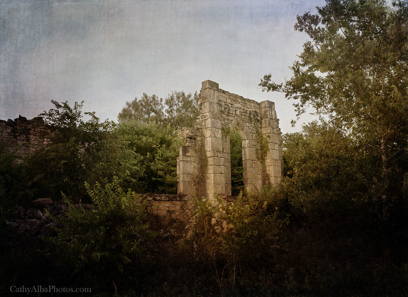 The Ruins of Saint Dominic