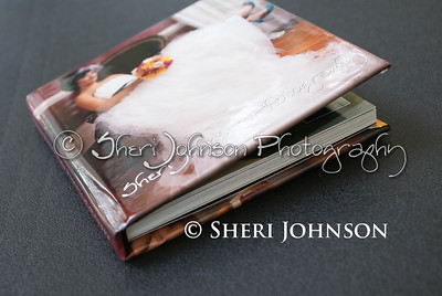 Atlanta Wedding Album Design