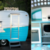 Vintage Camper Photo Booth