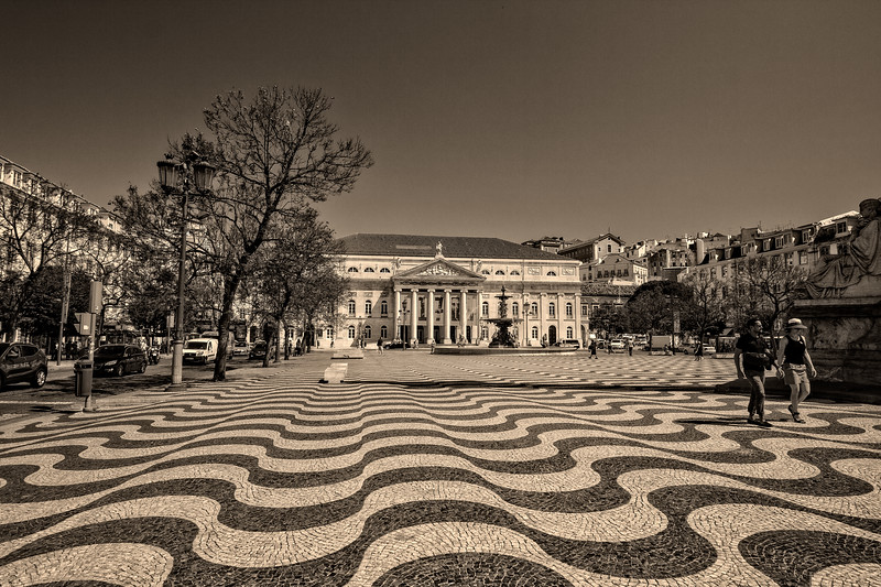 A Day in Lisbon