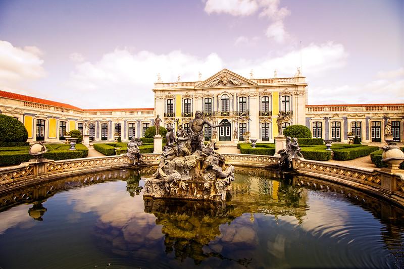 Palace of Queluz, Lisbon