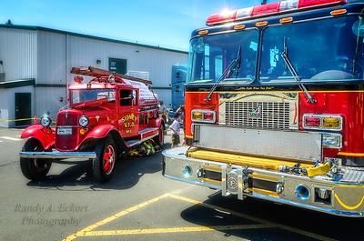 Sidney Volunteer Fire Department.
