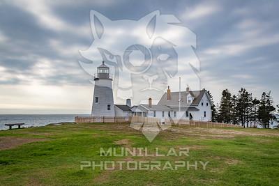 Pemaquid Head Lighthouse