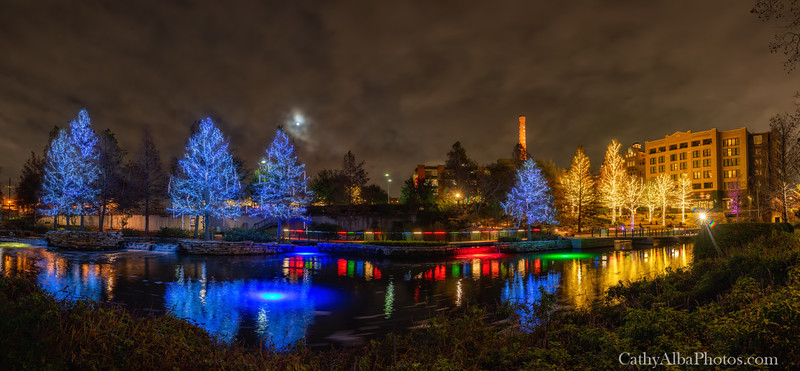 Holiday Lights at the Pearl