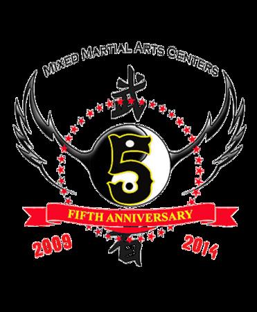 MMAC Logo 5th Anniversity cutout
