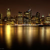 The Glittering Lights of Manhattan