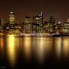 The Glittering Lights of Manhattan