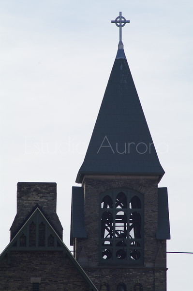 Church Towers - St. James