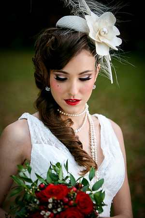#vintagebride#makeup#stylist#lace#pearls