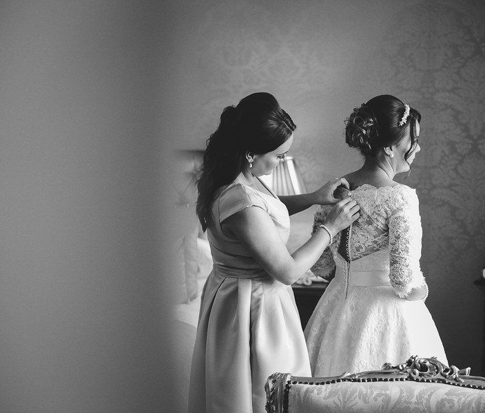 Sometimes its best to hang back & let those moments happen.#chiefbridesmaid#details#moments#lace#windowlight#ninja