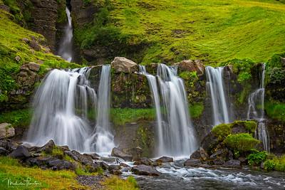 Gluggafoss Waterfall