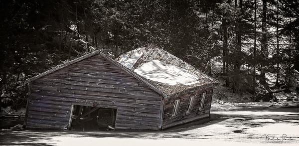 Winter's Boathouse