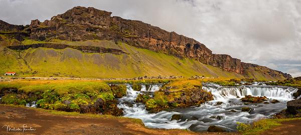 Fossalar Waterfall