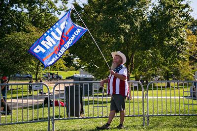 Unsilent Majority: March on Washington