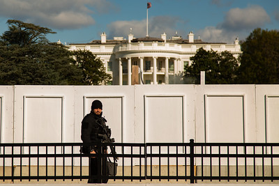 White House prepares for Election Day protests