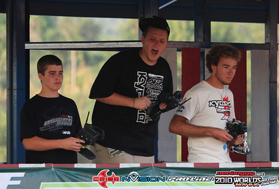 2010 IFMAR Worlds - Sunday