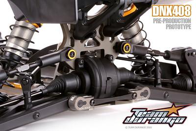 out-drive & CVD boots maximise durability & minimise maintenance