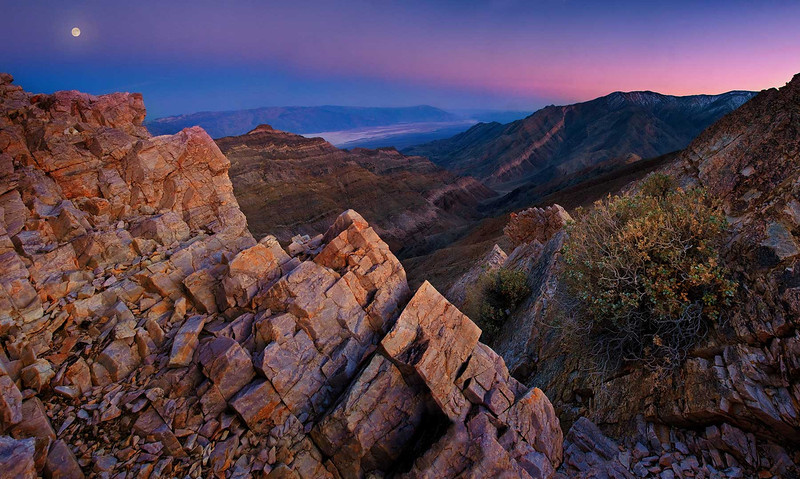 Auegerberry Point, Death Valley National Park