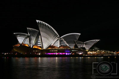 The Beautiful Sydney Opera House
