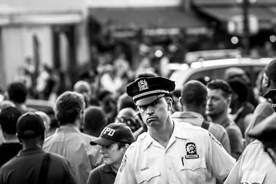 Officer Carroll, West Village, May 2013