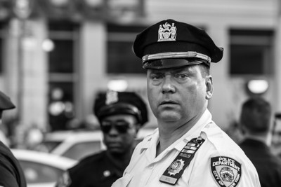 Officer Seidl, May 2013, West Village