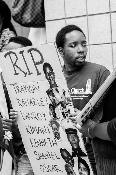 RIP- Ramarley Graham, Bronx Courthouse, August 2013