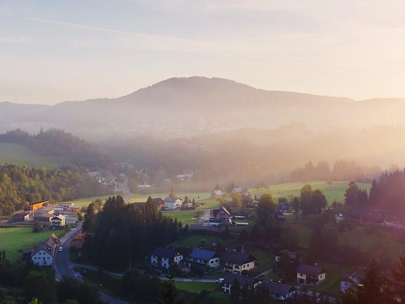 Mariazell, Austria.