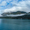 Entering Glacier Bay