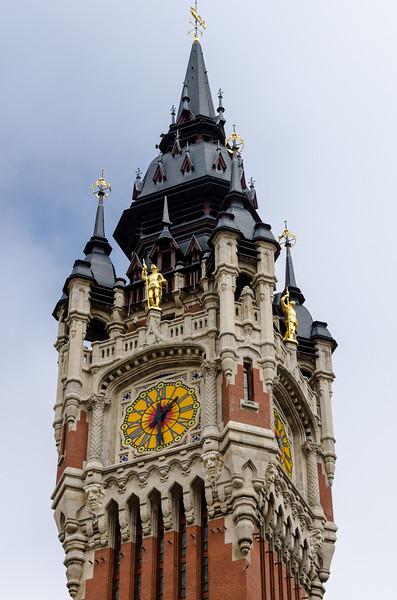 Calais Town Hall Bell Tower