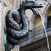 Dragon Fountain Detail