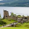 Urquhart Castle Ruins