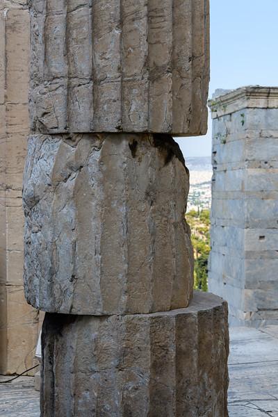Shifted Column Segment