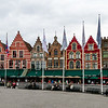 The Markt, Brugges BE