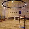 Altar area of Tabgha Church